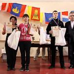 Крымчане в очередной раз показали высокий класс!