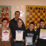 В Евпатории завершилось Первенство школьных команд по шахматам «Белая Ладья» 2017.